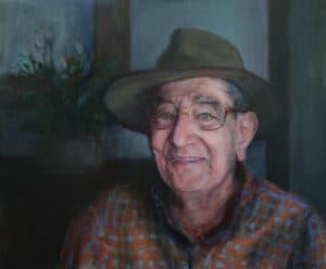 Robert Mark Oil on Canvas, 55x80cm, 2015